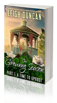 Get started with Part 1 of THE GROWING SEASON — It's FREE when you sign up for my newsletter!